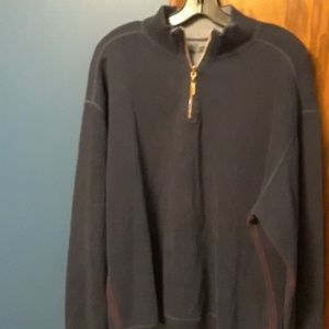 Tommy Bahama pull over top sz L